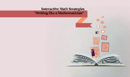 INB Math Strategies Aug 2017