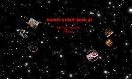 Homer's Iliad: Book 22