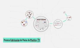 Proceso Fabricacion de Piezas de Plastico