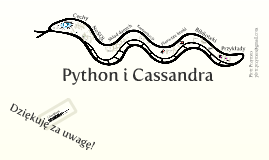 Python i Cassandra