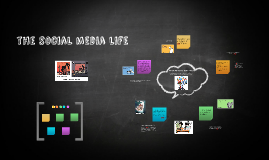 the social media life