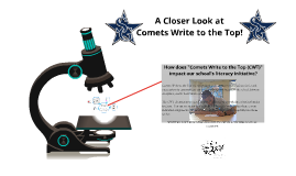 Copy of Comets Write to the Top!