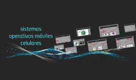 sistemas mobiles celulares