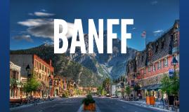 Une Ville Canadienne - Le Banff