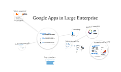 Google Apps in Large Enterprise