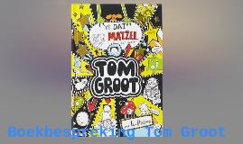 Boekbespreking Tom Groot