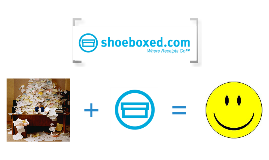 Shoeboxed Overview