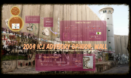 2004 Advisory opinion: wall