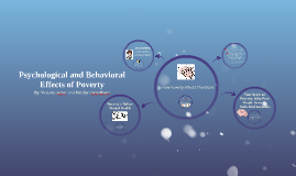Psychological and behavioral effects of poverty