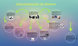 Copy of Discriminación de Genero