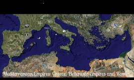 Classical Mediterranean Empires
