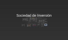 sociedad de inversión