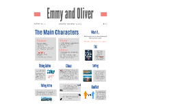 Emmy and Oliver Book Talk