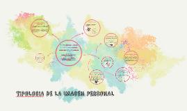 Copy of Tipologia de la imagen personal