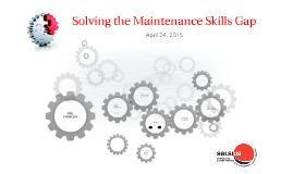 Maintenance Technician Solutions