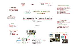 1º Encontro de Integração FAI•UFSCar