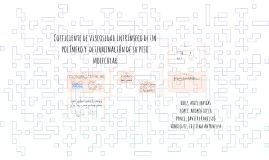 Coeficiente de viscosidad intrínseco de un polímero y su pes
