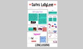 Suites LollyLove