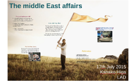 The middle east addairs