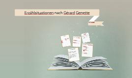 Erzählsituationen nach Gérard Genette