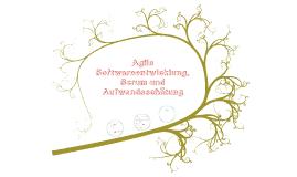 Copy of Agile Softwareentwicklung und Kostenschätzung