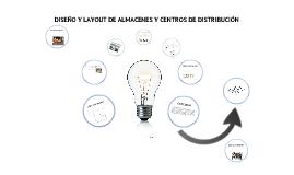 Copy of Copy of DISEÑO Y LAYOUT DE ALMACENES Y CENTROS DE DISTRIBUCIÓN