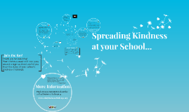 21 Day Kindness Challenge Overview: Spreading Kindness at your School