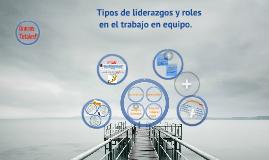 Copy of Tipos de liderazgos y roles en trabajo en equipo.