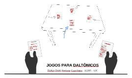 JOGOS PARA DALTNICOS