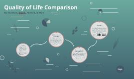 Quality of Life Comparison