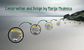 Convservation and Design