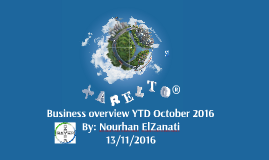 Business review 13/11/2016
