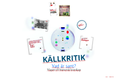 Copy of Källkritik