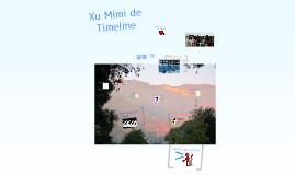 Mandarin Xu Mimi Timeline