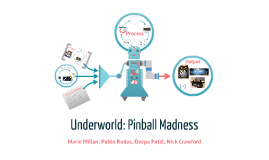 Underworld: Pinball Madness