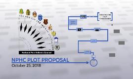 NPHC PLOT PROPOSAL