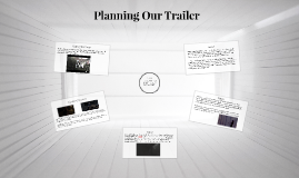 Planning Our Trailer