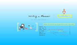 Copy of Memoirs
