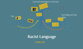 Racist Language
