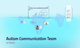 Copy of Autism Communication Team