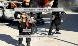 Copy of Introduction to War and Terror