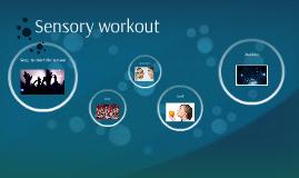 Sensory workout