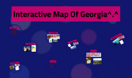 Interactive Map Of Georgia^.^