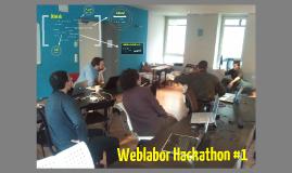 Weblabor Hackathon #1