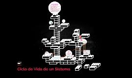 Ciclo de Vida de un Sistema