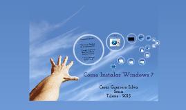 Copy of Como Instalar Windows 7