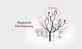 Minglewood 25th Anniversary
