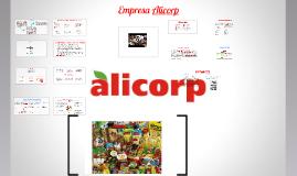 Copy of Copy of Empresa Alicorp