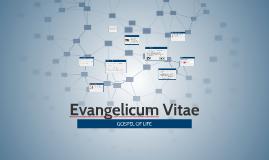 Evangelicum Vitae
