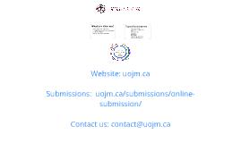 Copy of UOJM Anglophone